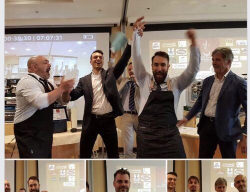 La miscela GD COFFEE vince con il suo trainer e si piazza al primo posto!